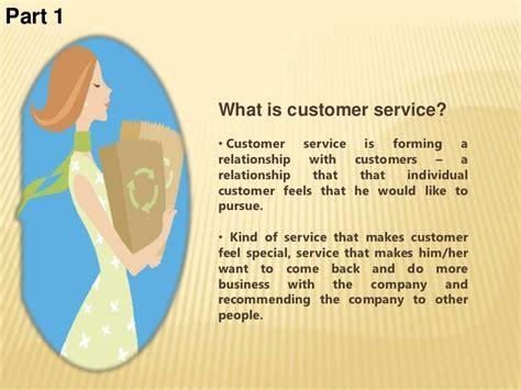 It Help Desk Services Customer Service Training 1