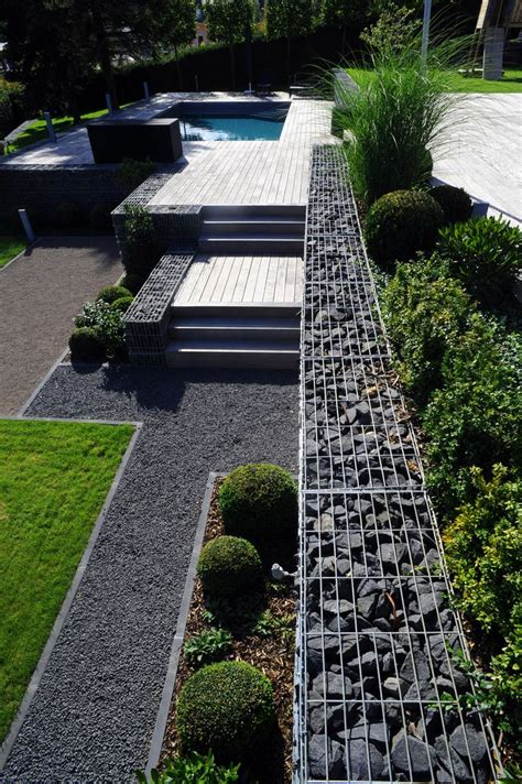 Gabion Garden Walls Http Www Gabion1 Co Uk Gabion Gabion Garden Wall