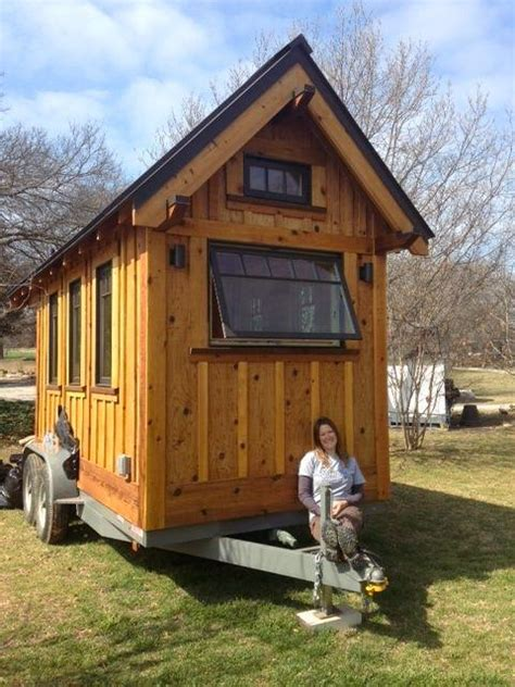 tiny house my life 189 price texas woman quits high stress job builds tiny home the