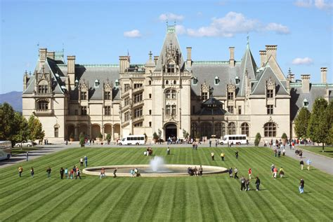biltmore house asheville nc blue ridge mountains california tour blog