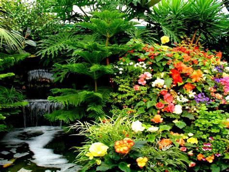 imagenes de flores naturales gratis im 225 genes de paisajes hermosos con cascadas y flores
