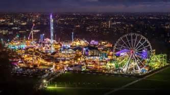 Christmas Parties Sheffield - start winter wonderland at hyde park london