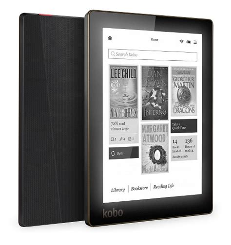 best kobo aura 2 ebook reader prices in australia getprice kobo ereaders tablets and covers now available from