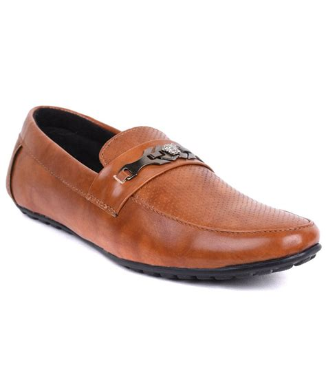 styling loafers foot n style brown loafers price in india buy foot n