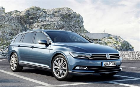 volkswagen germany 2015 volkswagen passat gets new petrol engines in germany