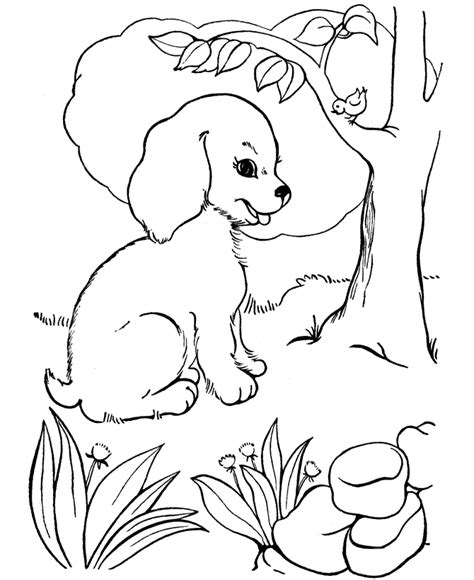 puppy coloring pages online coloring pages puppies coloring home