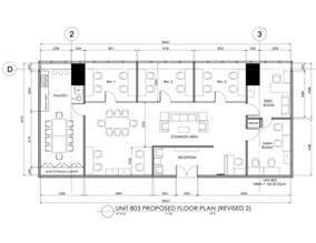 Farm Office Floor Plans by Cave And Campfire Our Custom Office Layout For
