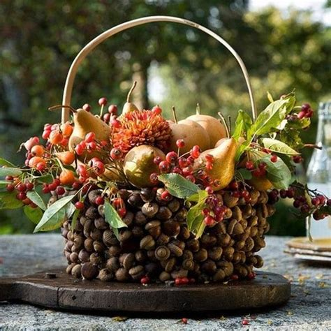 fall floral decorations 25 fall flower arrangements thanksgiving table