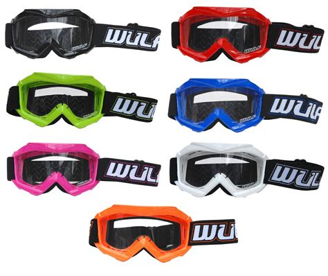 motocross goggles uk wulfsport cub tech motocross goggles
