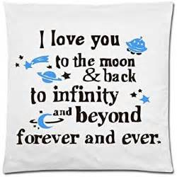 I Love You To The Moon And Back Quote by Amazon Com Quot I Love You Quot Theme Quote Quot I Love You To The