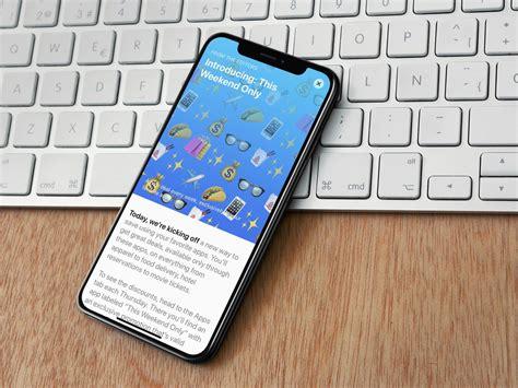 The Apple App Store Is Now Offering Weekend Deals