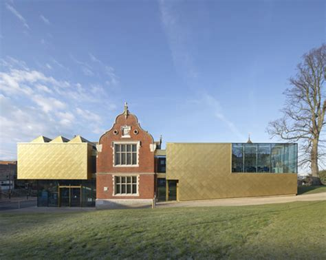 extension architecture brave in the of history maidstone museum extension