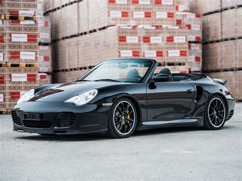Porsche 911 Turbo S Cabriolet by Used 2005 Porsche 911 Turbo S Cabriolet For Sale In