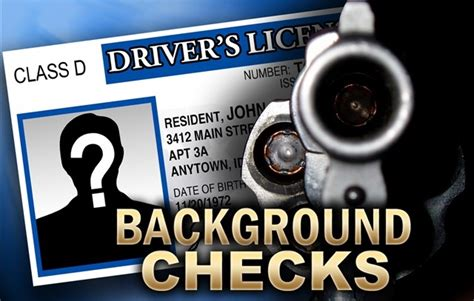 Fbi National Background Check Fbi Background Checks For Gun Sales Peak On Black Friday Wink News