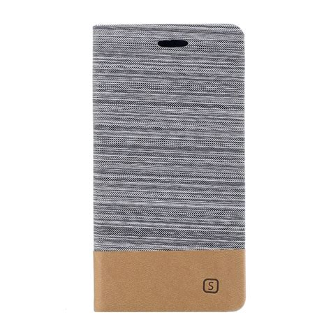 Leather Flip Cover Asus Zenfone Live Zb501kl Ume View asus zenfone live zb501kl canvas texture pu tpu
