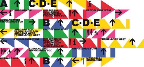buro uebele buro uebele innsbruck exhibition centre signage