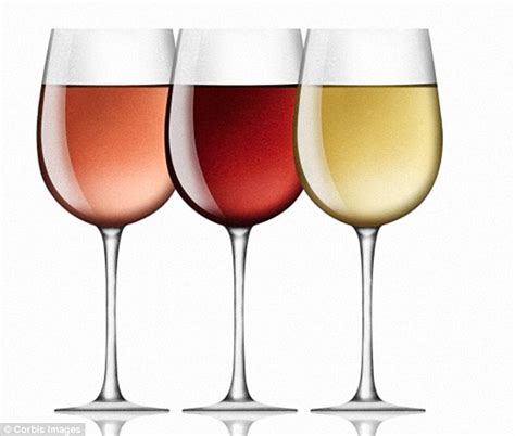 White And Red Rose Wine Glass | why does white wine send women crazy daily mail online