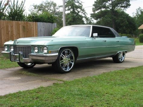 1972 Cadillac For Sale 1972 Cadillac For Sale In Hemmings Hemmings Daily