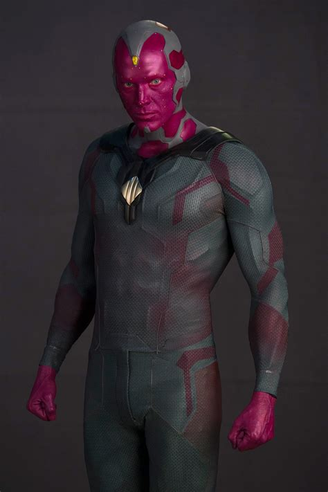 Disney Costume Marvel S Age Of Ultron creating age of ultron vision make up