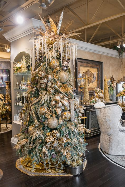 luxury christmas tree toppers tree decorating linly designs