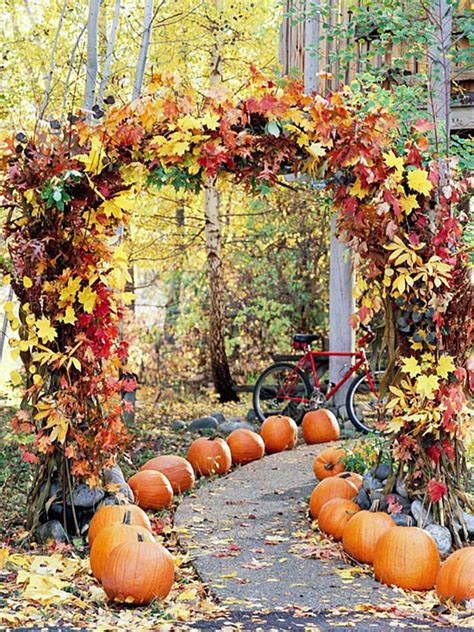 fall garden garden pathway ideas for fall