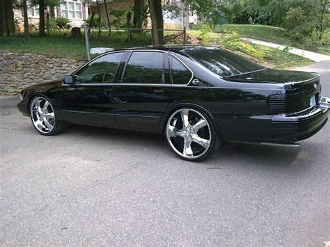 custom 96 impala ss custom impala ss 96