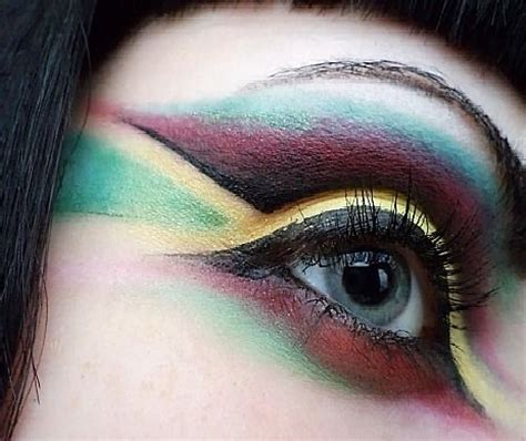 extreme tattoo makeup 60 best jamaican me crazy party ideas images on pinterest