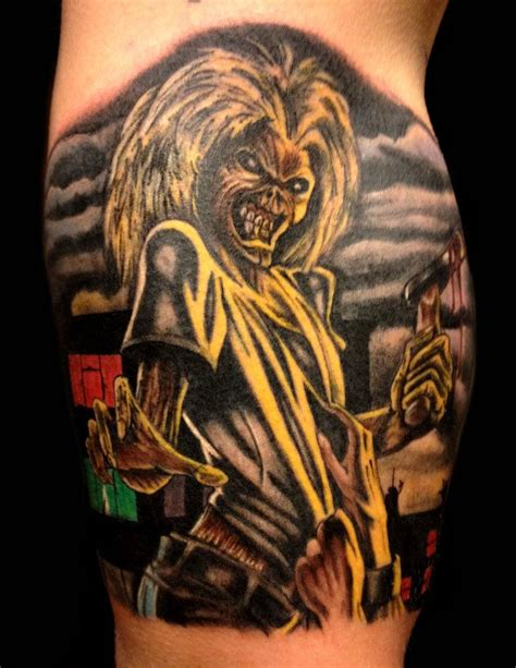 iron maiden tattoos iron maiden eddie eddie tattoos