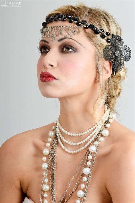 1920s great gatsby makeup the great gatsby juwelen make up great gatsby