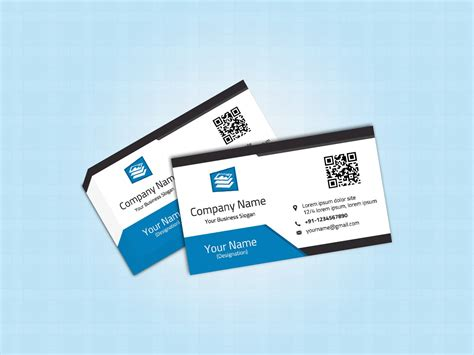 free visiting card business card design psd free