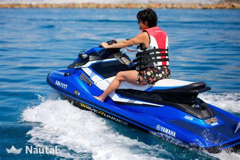 yamaha jetski prijzen jet ski s huren in marbella nautal