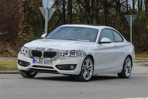 2017 bmw 2 series facelift spotted in pictures