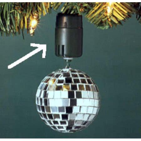noma ornamotion battery light ornament spinners decoratingspecial