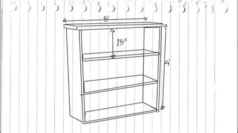 costruire scaffale in legno come costruire scaffali in legno 7 passaggi