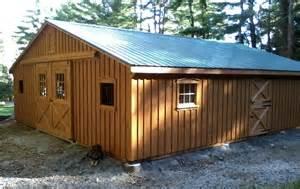 Barn Style Garage Plans For Free Photo Gallery Horse Barns The Barn Raiser
