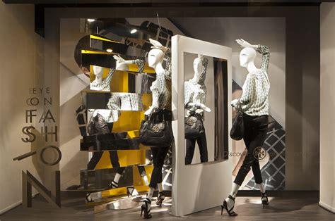 window fixtures de bijenkorf quot eye on fashion quot window display by studioxag best window displays