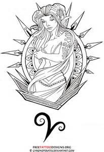 feminine aries tattoos pictures tattoo tattooskid