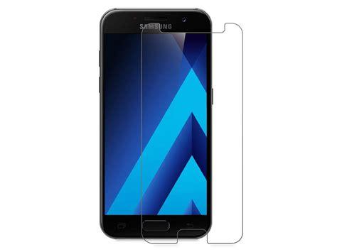 Tempered Glass Transparan Samsung Galaxy A5 2017 Screen Protector samsung galaxy a5 2017 screenprotector tempered glass