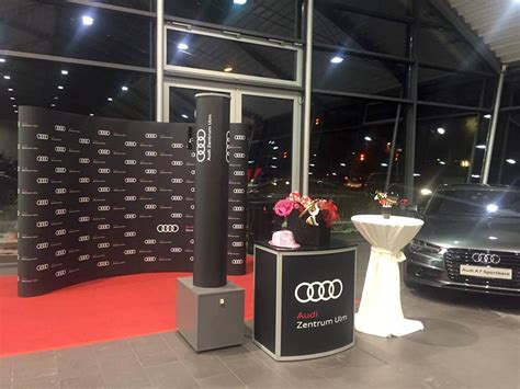 Audi Centrum Ulm by Emotion Events Gmbh Fotobox Audi Zentrum Ulm 2017 3 Web