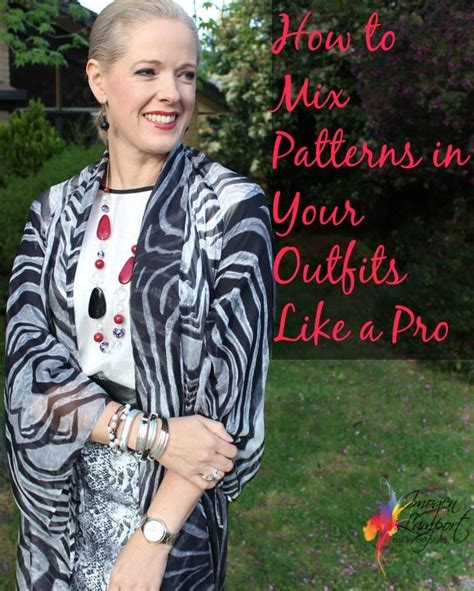how to your not to inside how to mix patterns in your inside out style