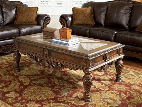 Traditional Table Ls For Living Room - brown world rectangular coffee table
