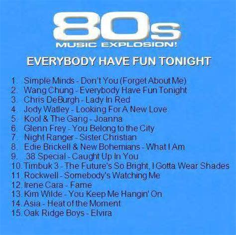 80s Songs by 80s Lyric Quotes Profile Picture Quotes