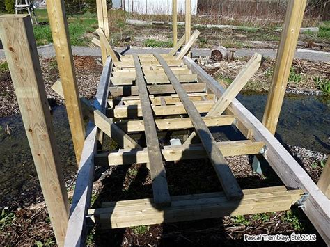how to make a garden bridge garden bridge diy backyard arched pond bridge