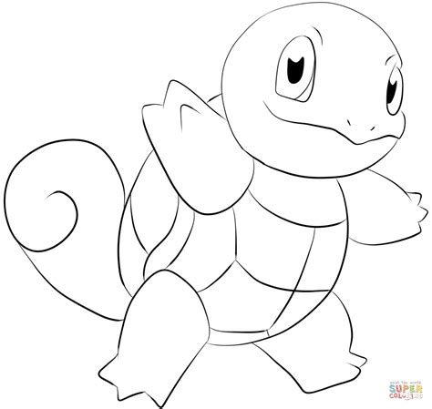 squirtle coloring page squirtle coloring page free printable coloring pages