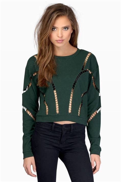 Sweater Go Leader 1 grey sweater grey sweater sleeve sweater 12 00