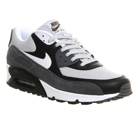 nike airmax t90 mens nike sportswear air max 90 sports shoes grey mist