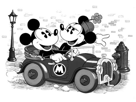 cartoon wallpaper black and white history of animation