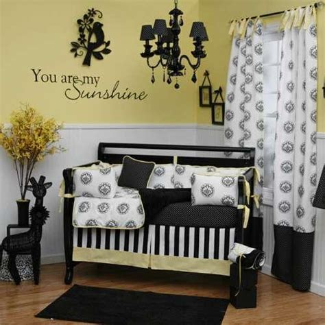 Black And White Boy Crib Bedding Crib Bedding Baby Crib Bedding Sets Carousel Designs