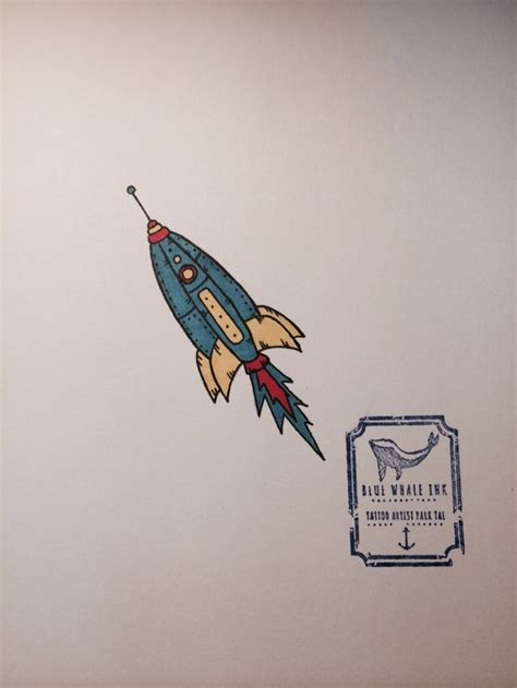 space ship tattoo 17 best ideas about rocket on spaceship