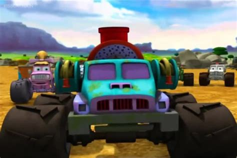 bigfoot presents meteor and the mighty monster trucks toys watch bigfoot presents meteor and the mighty monster